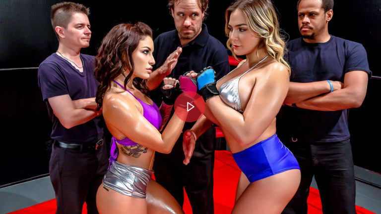 Squirt Off! (Blair Williams & Kissa Sins – Digital Playground)